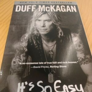 It's so Easy + other lies by Duff McKagan